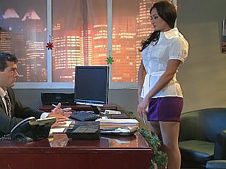Office Secretary Office Pussy