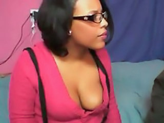 Babysitter Ebony Glasses Ebony Ass