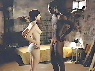 Brunette Interracial Vintage Softcore