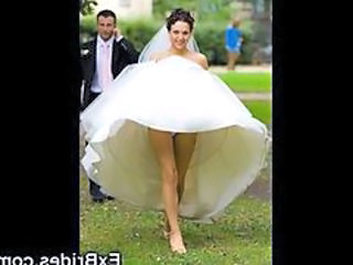 Bride Outdoor Upskirt Voyeur Wedding Outdoor Upskirt Upskirt Voyeur