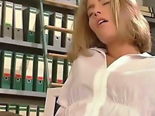 Blonde German Orgasm German Blonde German