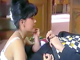 Blowjob Bride Brunette Clothed Wedding