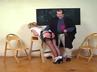 Clothed Dildo School Spanking Stockings Toy Stockings Toy Ass