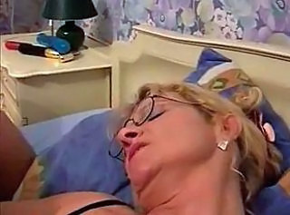 German Glasses Sleeping Mature Ass German Mature Glasses Mature German