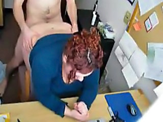 Amateur Clothed Doggystyle Office Redhead Secretary Bbw Amateur Clothed Fuck Amateur