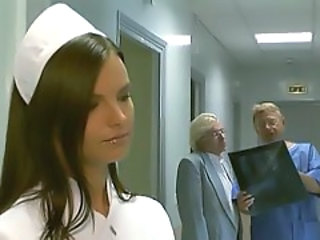 Cute Handjob  Nurse Cute Blonde Cute Blowjob