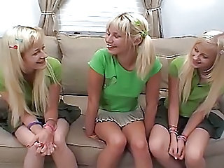 Blonde Cute Sister Skirt Teen Twins Young Blonde Teen Cute Blonde Cute Teen Sister Teen Cute Teen Blonde