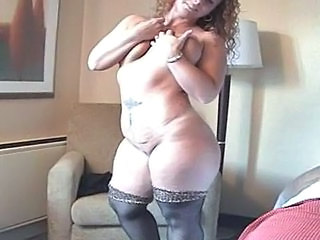 Redhead Stockings Bbw Milf Stockings Milf Stockings