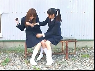Asian Cute School Uniform Cute Asian Schoolgirl