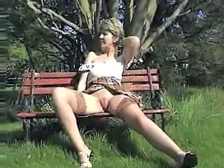 Clothed Outdoor Skirt Stockings Upskirt Outdoor Stockings Upskirt