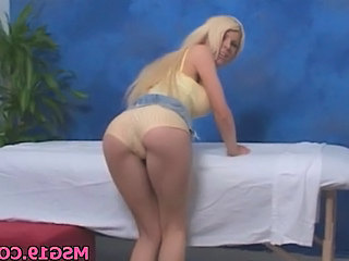 Blonde Lingerie  Massage Lingerie