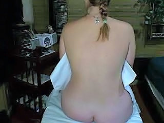 Ass Chubby Pigtail Redhead Solo Chubby Ass