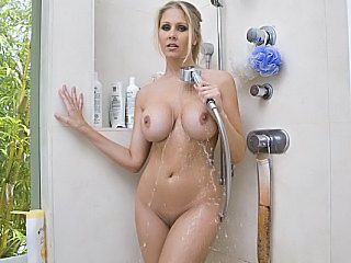 Amazing Bathroom Big Tits Blonde Shaved Showers Solo Big Tits Blonde Big Tits Big Tits Amazing Blonde Big Tits