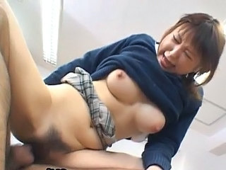 Asian Brunette Clothed Hairy Hardcore Natural Skirt Asian Babe Clothed Fuck Hairy Babe