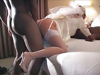 Bride Hardcore Homemade Interracial