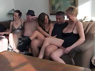 Groupsex Swingers Amateur
