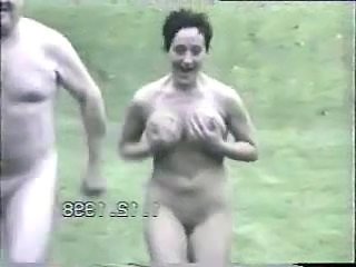 Funny Nudist