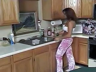 Kitchen Mature Wife Kitchen Mature