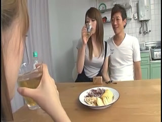 Asian Drunk Japanese Kitchen Sister Threesome Wife Sister Japanese Wife Wife Young Wife Japanese