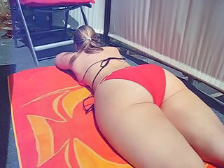 Ass Bikini European German Bikini European German