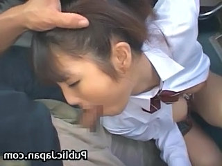 Asian Blowjob Public Uniform Abuse Public Asian Public Bus + Public Bus + Asian