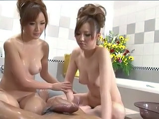 Amazing Asian Handjob Massage Oiled Handjob Asian Massage Asian Massage Oiled Oiled Ass