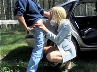 Blonde Blowjob British European Outdoor British Fuck Outdoor European British