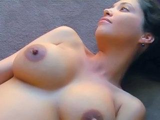Amazing Brunette  Natural Nipples Beautiful Mom Beautiful Brunette