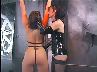 Femdom Gay Latex Leather