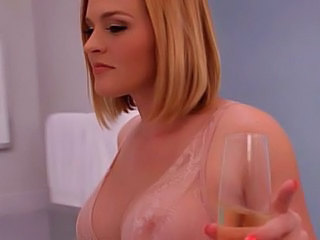Blonde Drunk Girlfriend  Natural Pornstar Girlfriend Blonde