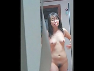 Asian Bathroom HiddenCam Korean Voyeur Bathroom