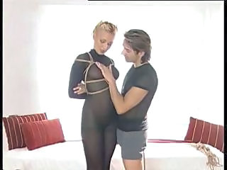 Bondage Fetish Fishnet Fishnet