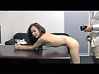 Brunette Doggystyle Hardcore Skinny Small Tits Tits Doggy Waitress