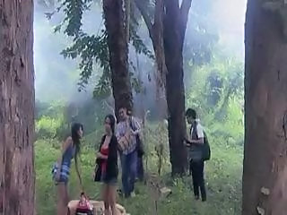 Asian Gangbang Groupsex Outdoor Outdoor Gangbang Asian