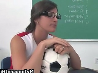 Cute Glasses Hardcore Pornstar School Cute Ass Schoolgirl Innocent