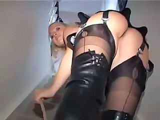 Amazing Ass Stockings Mistress Stockings