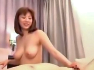 Asian Blowjob Handjob Licking Masturbating Nipples Jerk Handjob Cock Handjob Asian Cock Licking