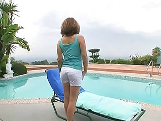 Masturbating Outdoor Pool Wife Outdoor Masturbating Outdoor Housewife