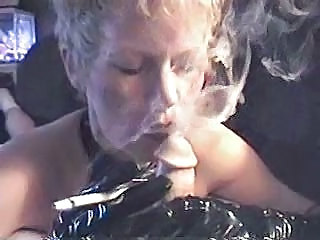 Blowjob Latex  Smoking Blowjob Milf Milf Blowjob