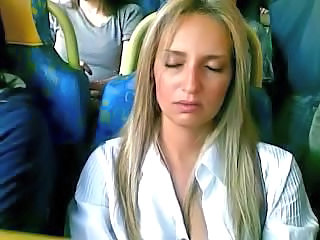 Amateur Blonde Bus   Public Public Amateur Amateur Public Bus + Public