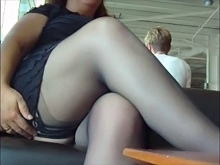 Stockings Upskirt Voyeur Stockings Upskirt Upskirt Voyeur