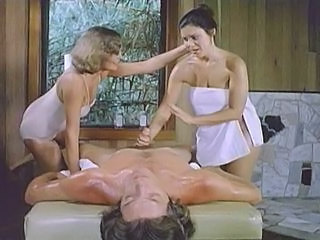 Massage Pornstar Threesome Vintage