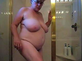 Bus Granny Granny Busty Shower Busty