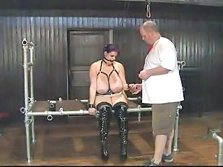 Bdsm Tied Big Tits Bdsm