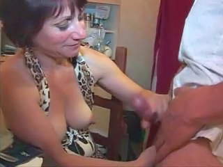 French Handjob Mature Redhead French Mature Handjob Mature French