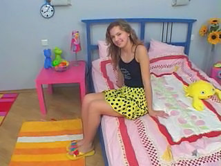 Cute Russian Skirt Young Russian Teen Teen Russian