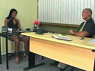 Office Interview Amateur