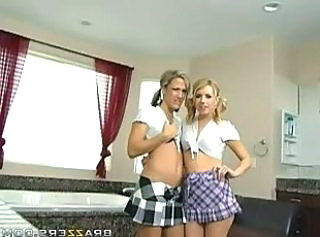 Party Pigtail School Skirt Young