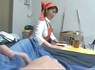 Asian Japanese Maid