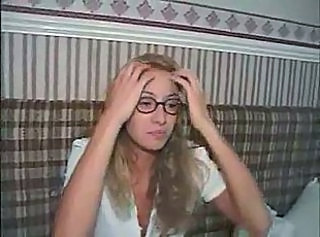 Glasses Wife Ass Housewife